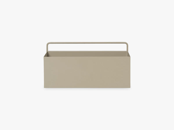 Wall Box - Rectangle, Cashmere fra Ferm Living