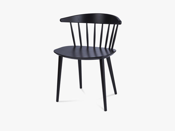 J104 Chair, Black fra HAY