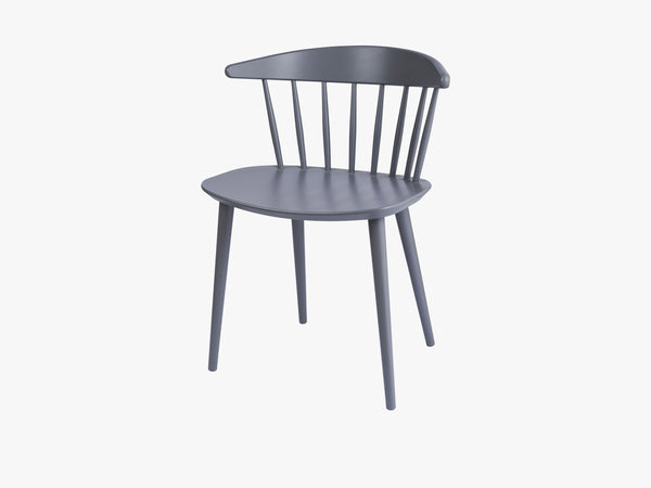J104 Chair, Grey fra HAY