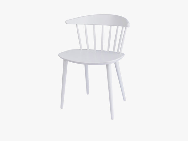 J104 Chair, White fra HAY
