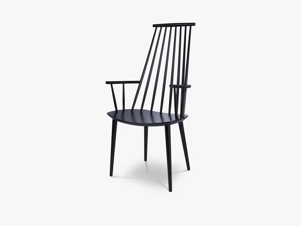 J110 Chair, Black fra HAY