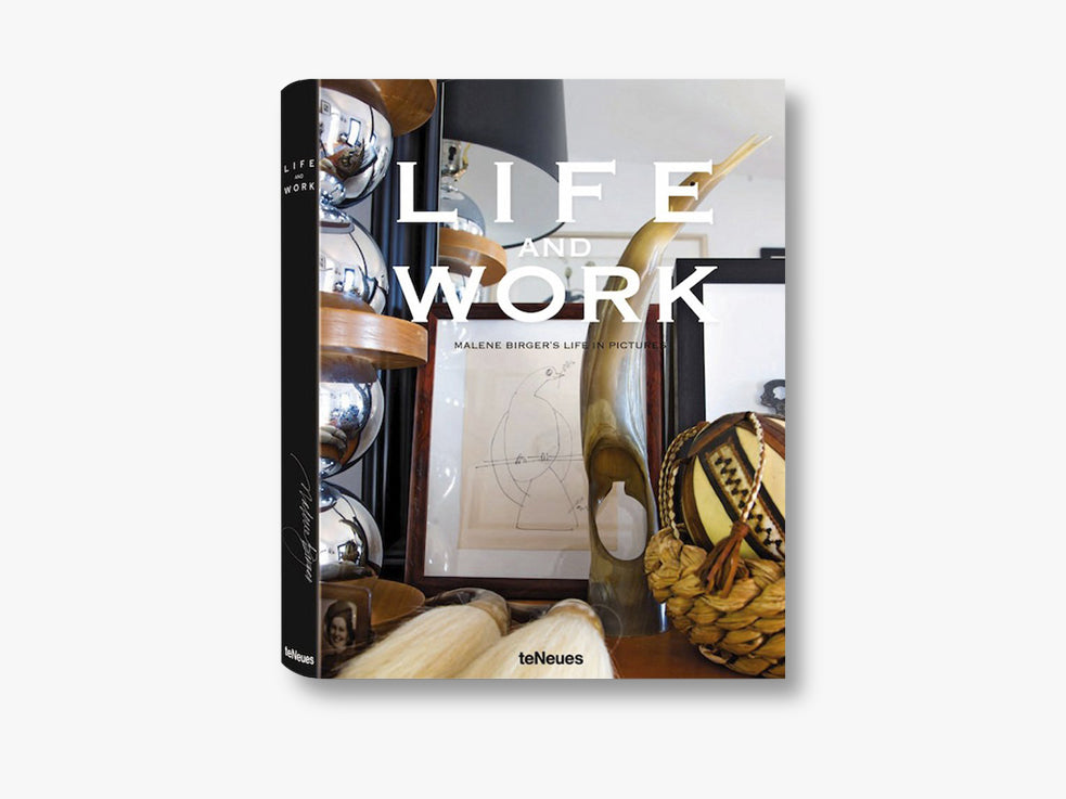 Life and Work: Malene Birger's Life in Pictures fra NEW MAGS