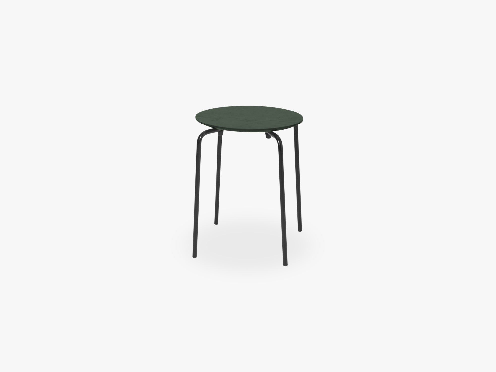 Herman Stool, Dark Green fra Ferm Living