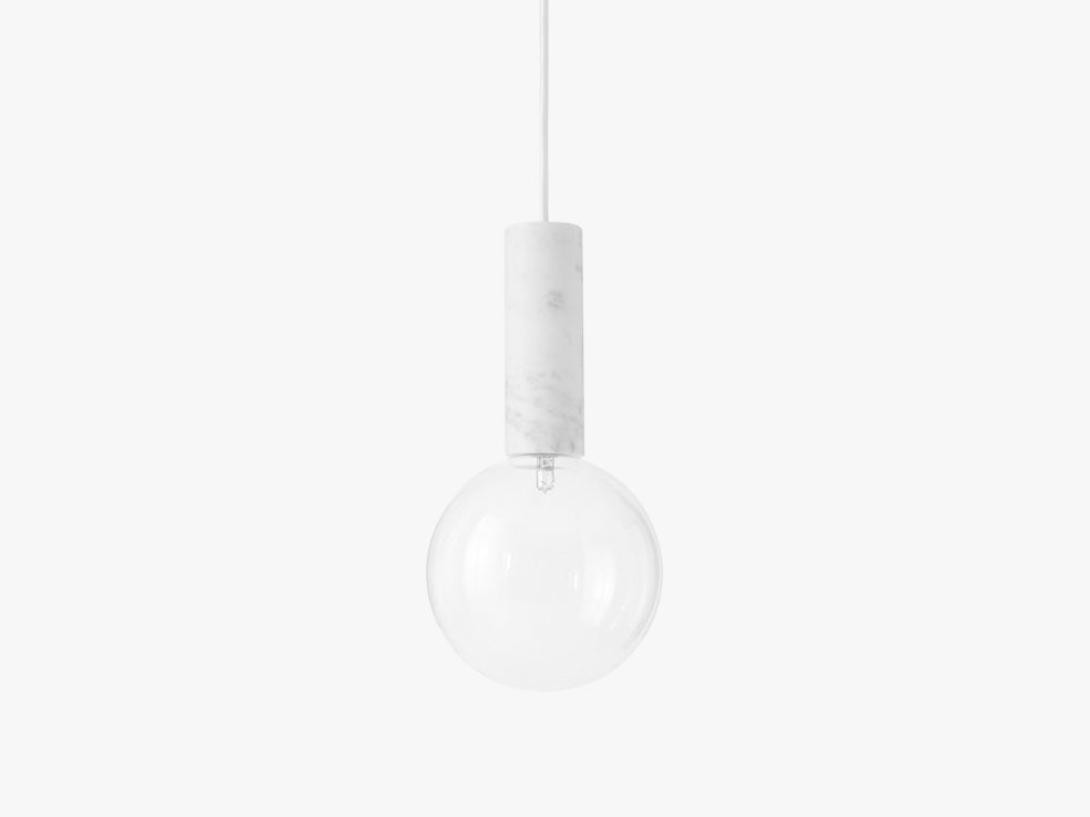 Marble Light Pendant - SV5 fra &tradition