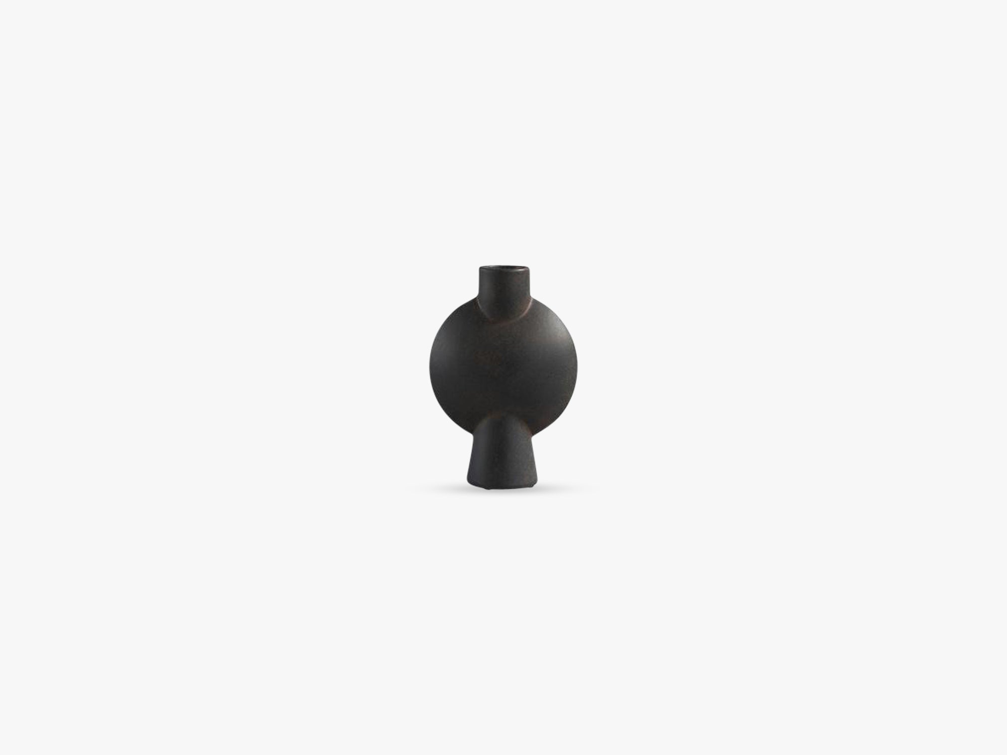 Sphere Vase Bubl, Mini, Coffee fra 101 Copenhagen