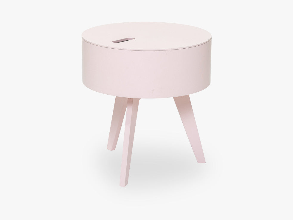 Alba Sidetable, Rose, MDF fra Bloomingville