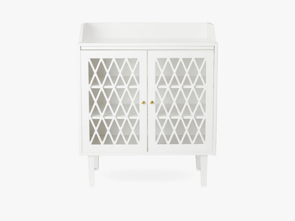 Harlequin Changing Table, White fra Cam Cam Copenhagen