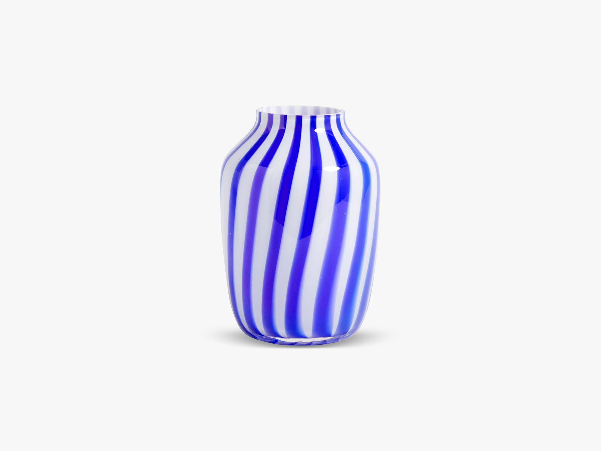 Juice Vase High, Blue fra HAY