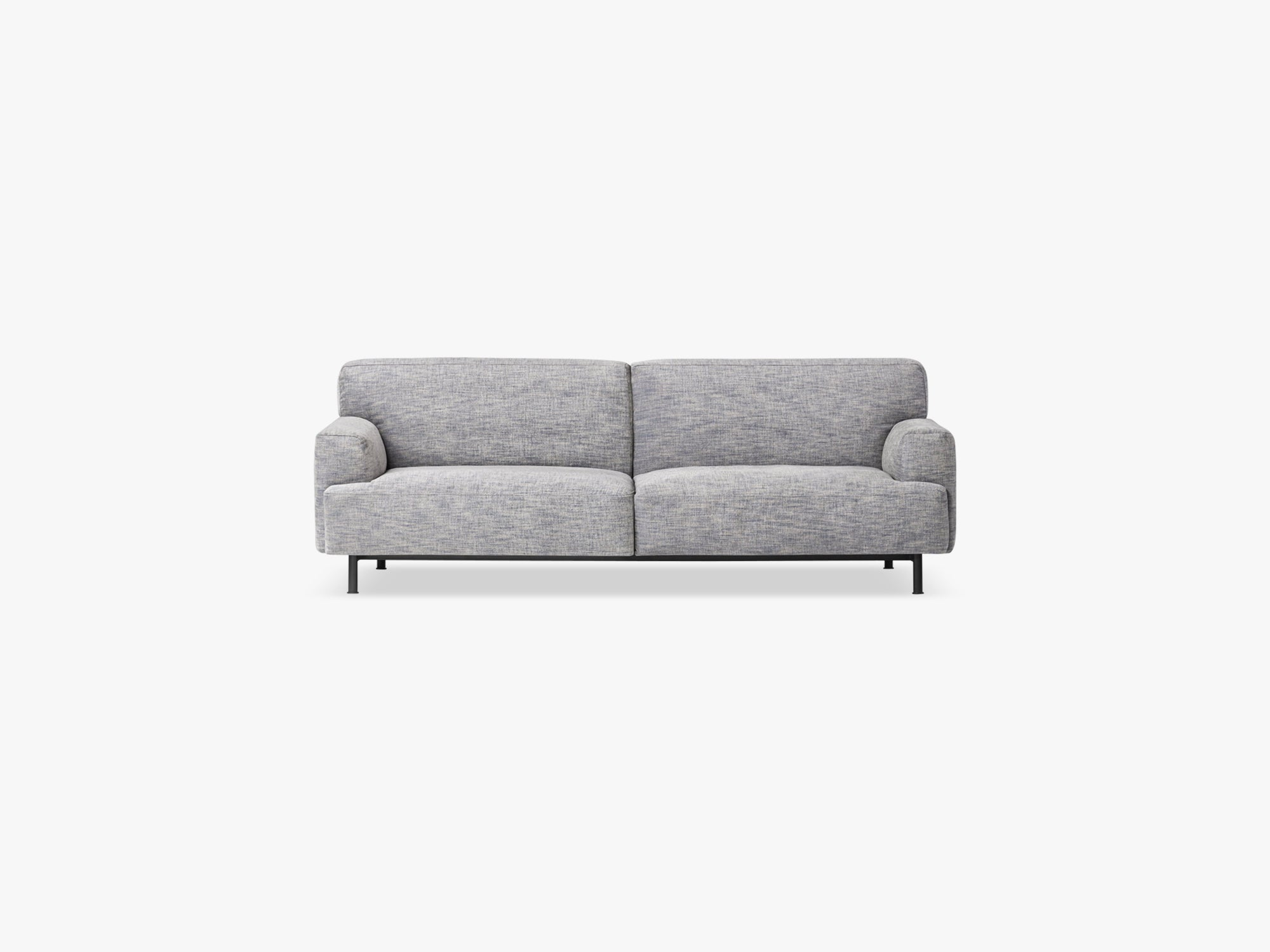 Plenty Sofa/3 Seater, Maple Viscose Fabric fra MILLION