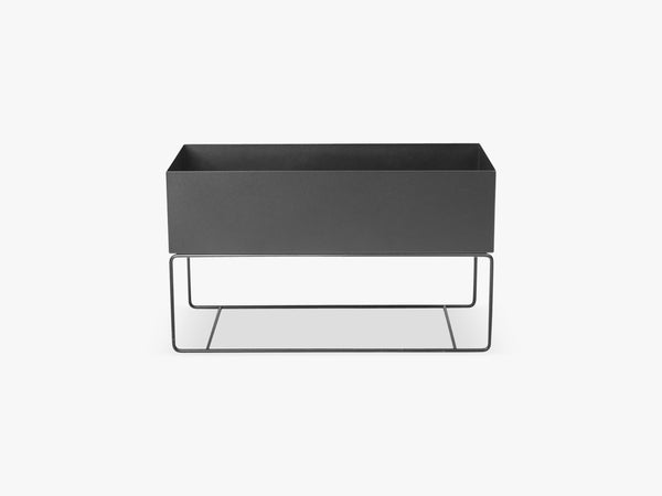 Plant Box Large - Black fra Ferm Living