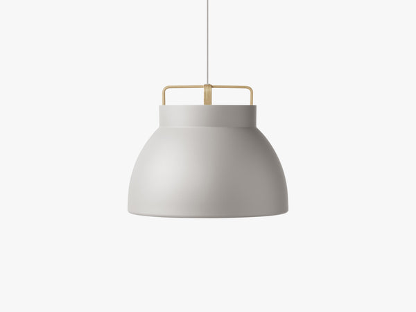 Voyage Pendant M3, Ø58 Light Grey/Oak fra MILLION