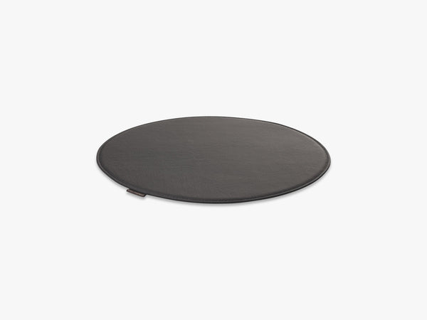 Pude til Series7, Black Leather fra Fritz Hansen