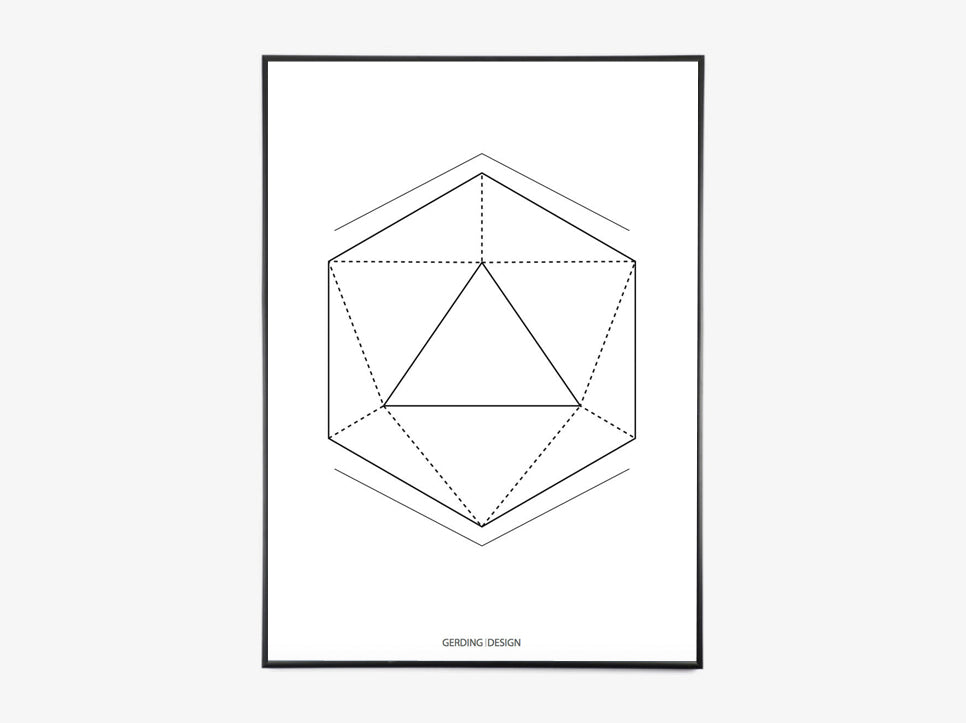 The Hexagon fra Gerding Design