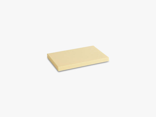 Chopping Board Medium, Light Yellow fra HAY