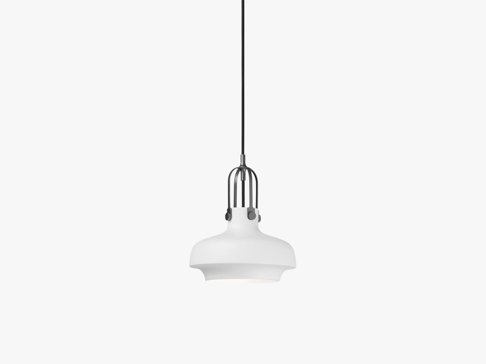 Copenhagen Pendant - SC6, Matt White fra &tradition