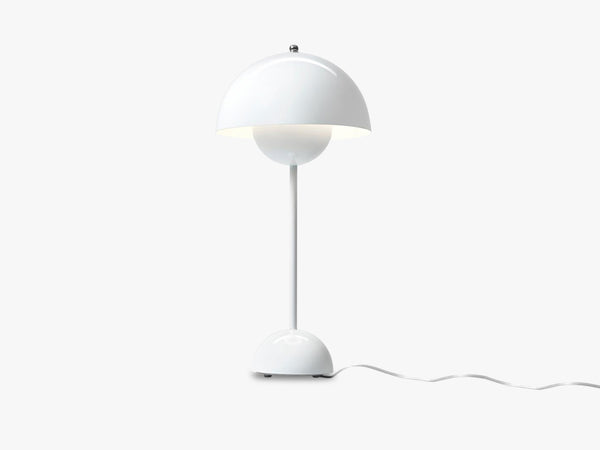 Flowerpot Table Lamp - VP3, White fra &tradition