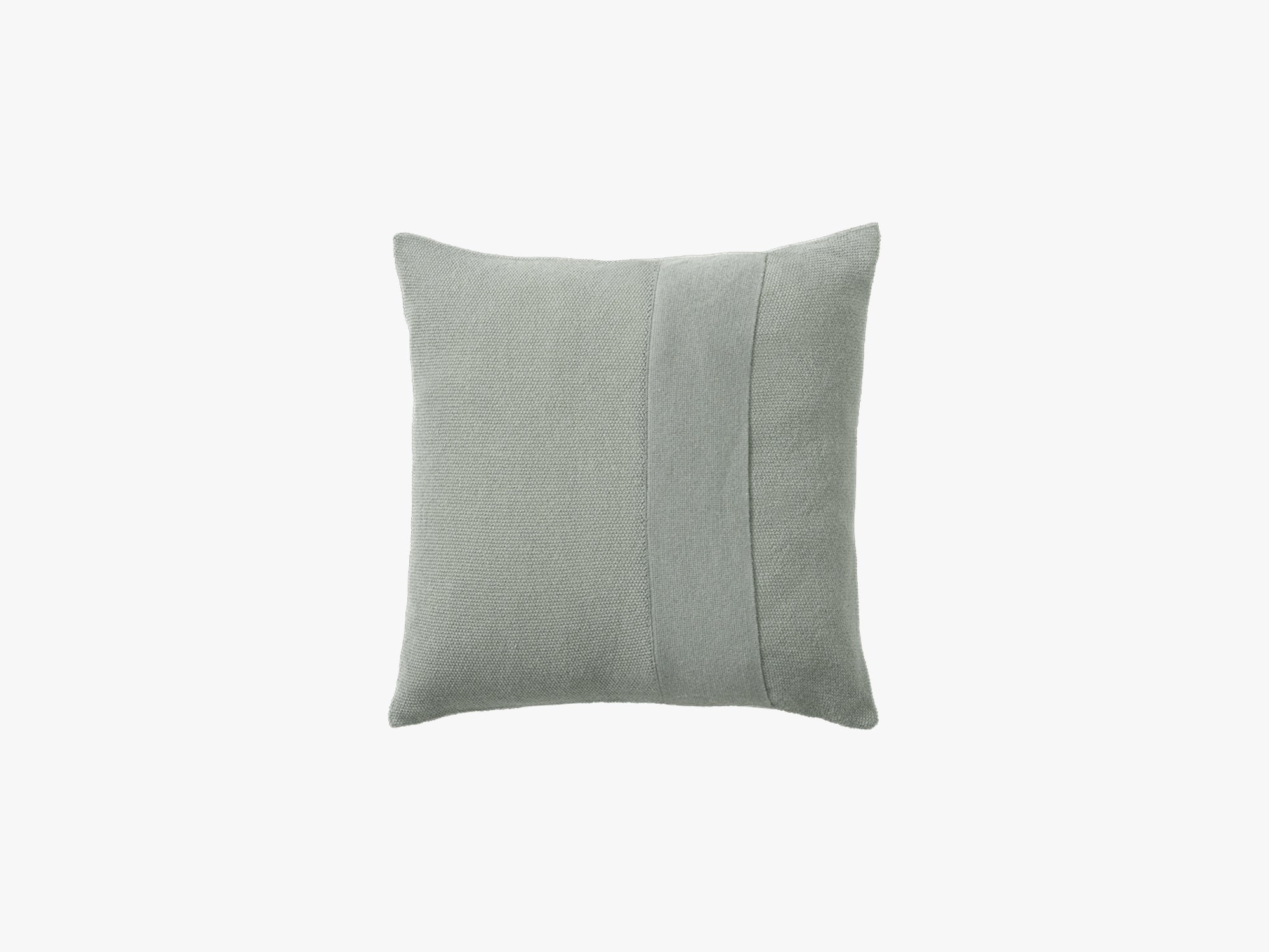 Layer Pude 50x50, Sage Green fra Muuto