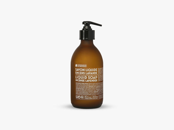 VO Liquid Soap 300ml, Incense Lavender fra Savon De Marseille