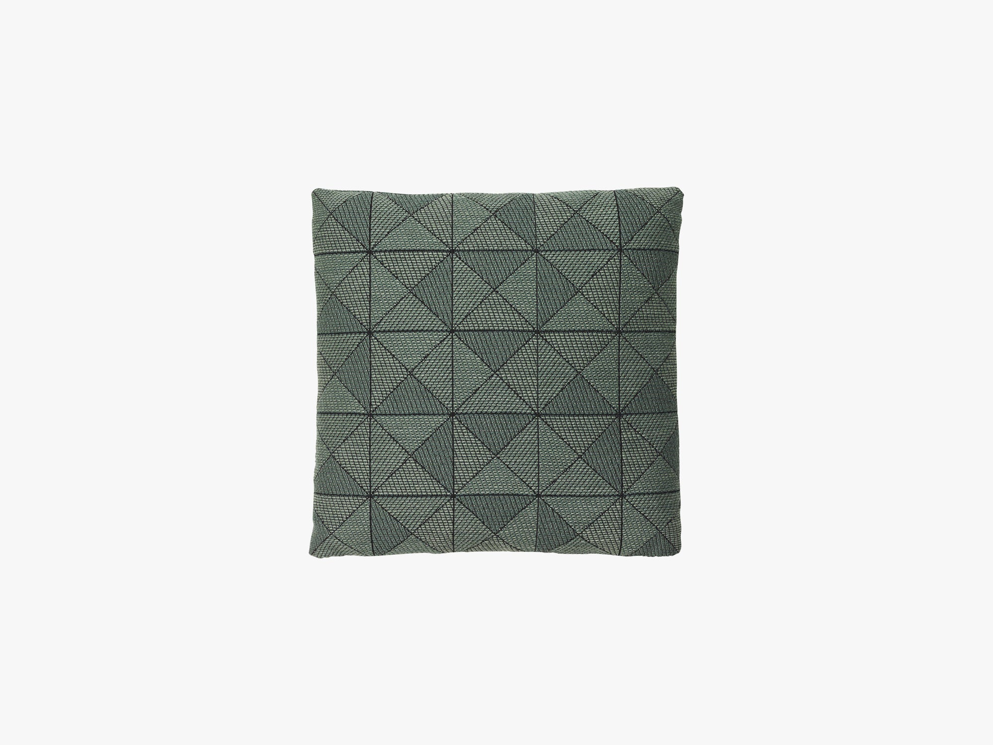 Tile Cushion, Green fra Muuto