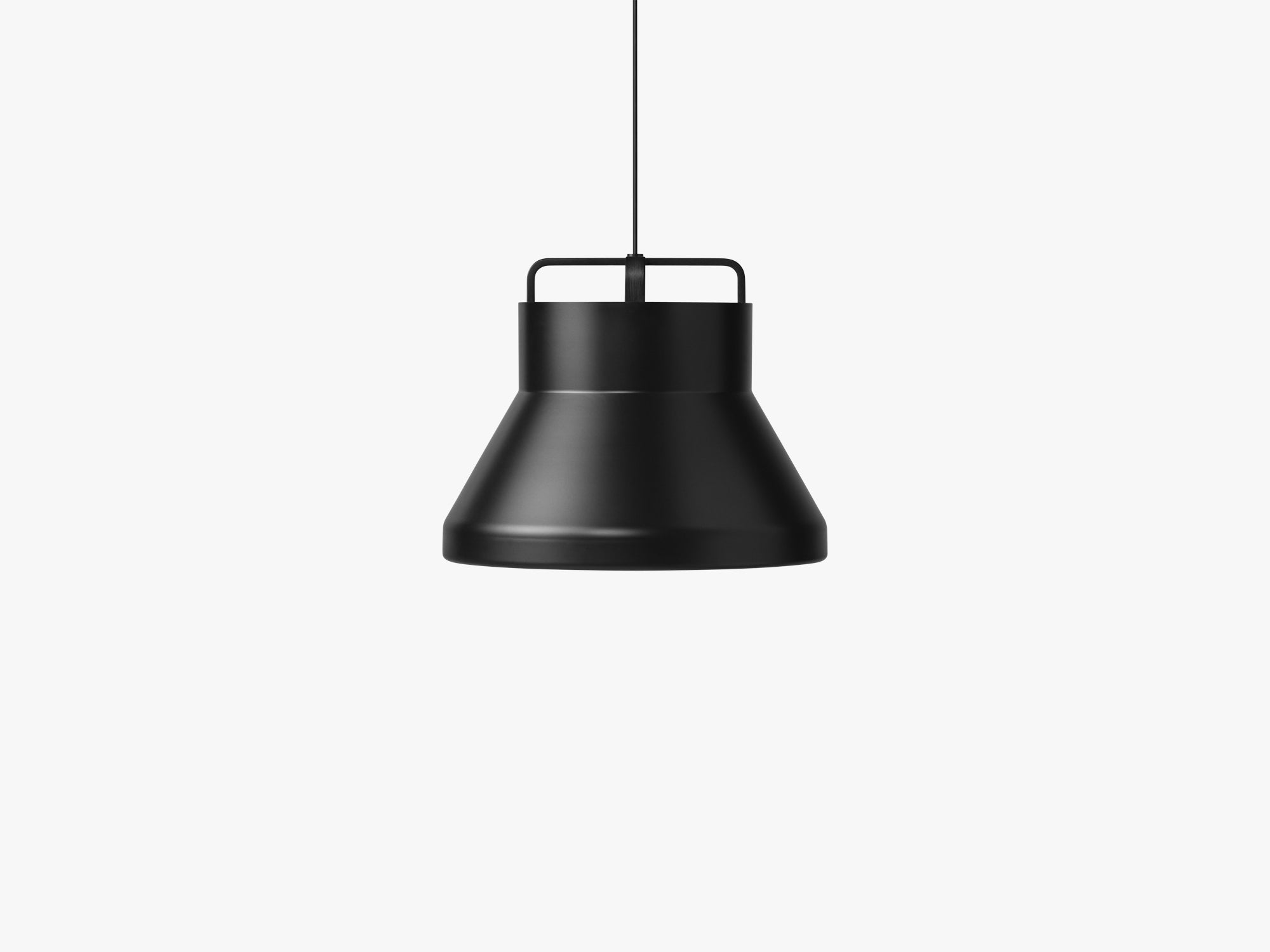 Voyage Pendant M2, Ø46 Black/Black fra MILLION