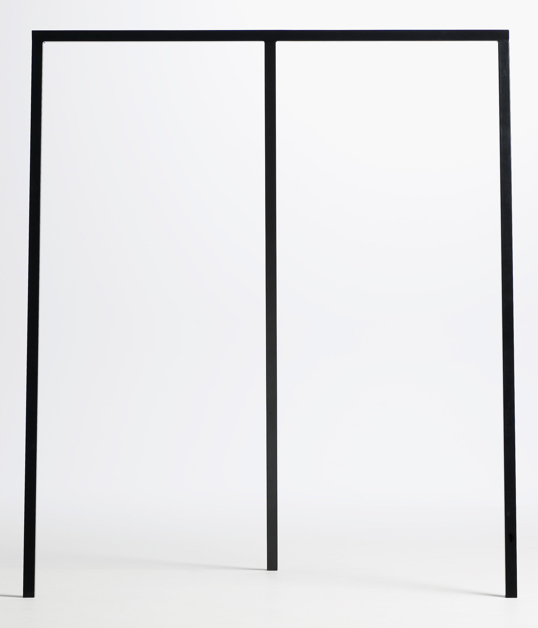 Loop Stand Wardrobe, Sort fra HAY