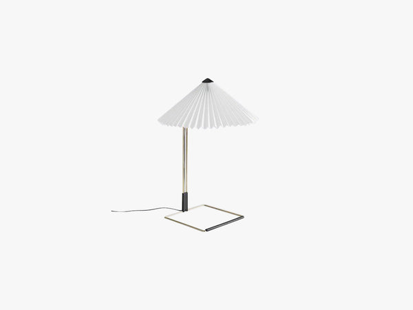 Matin Table Lamp Large, White fra HAY