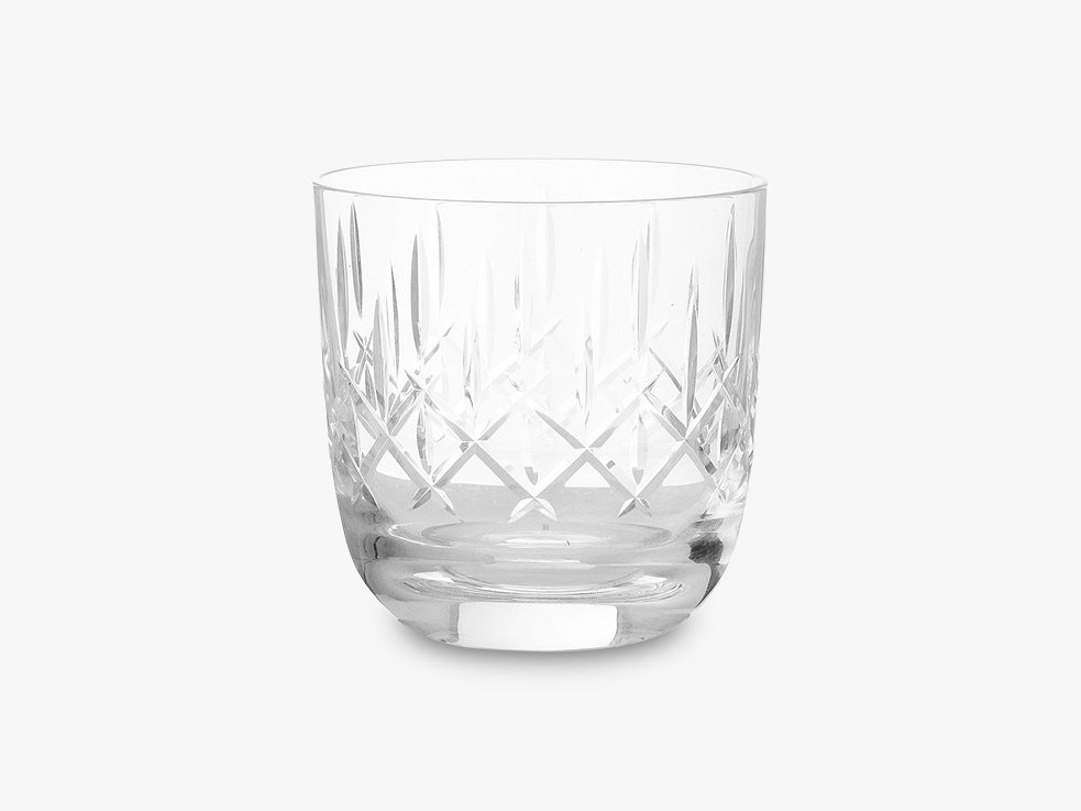 Crystal Whiskey glass fra Louise Roe