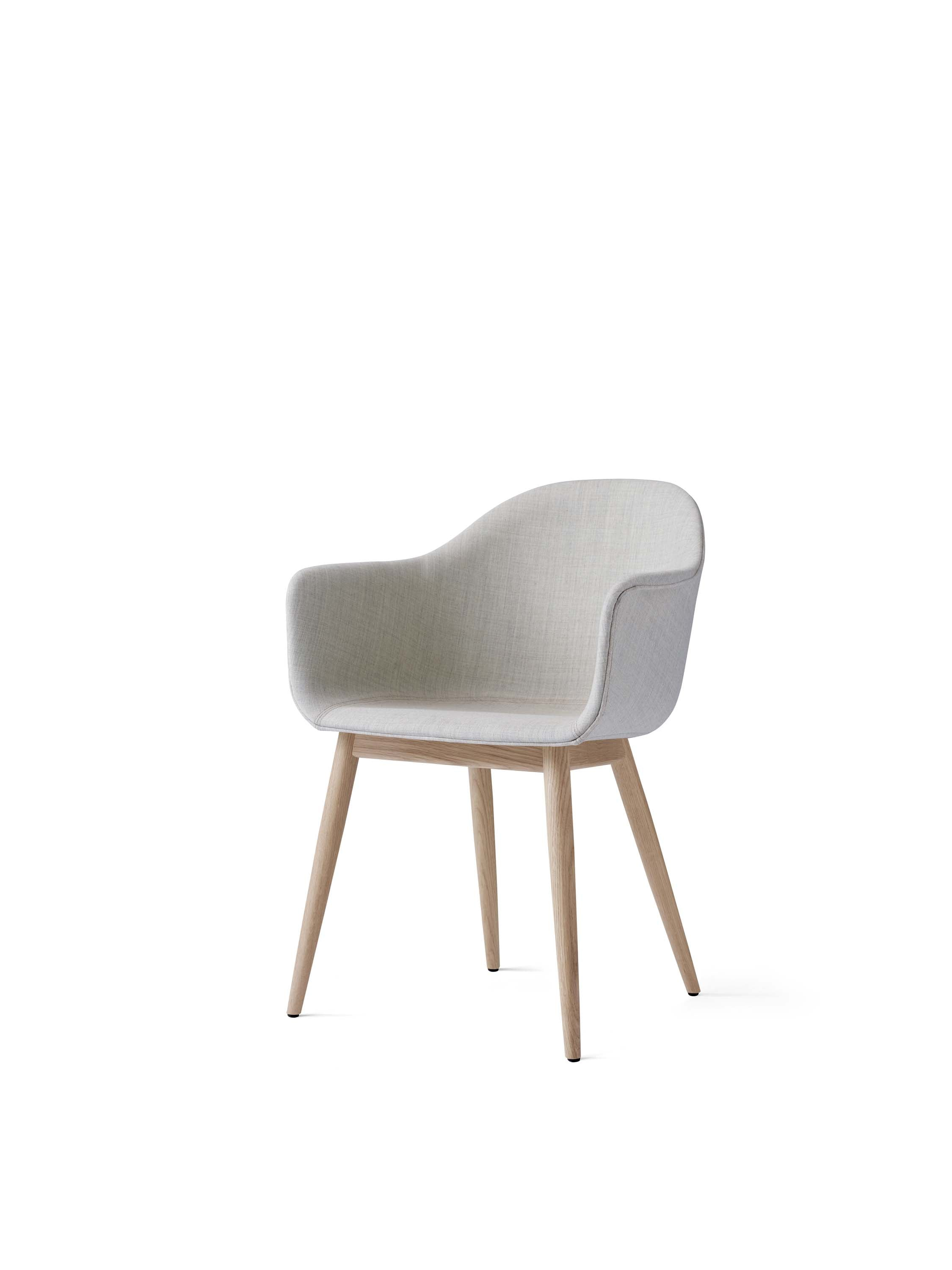 Harbour Chair, Remix 233/ Natural Oak Base fra Menu