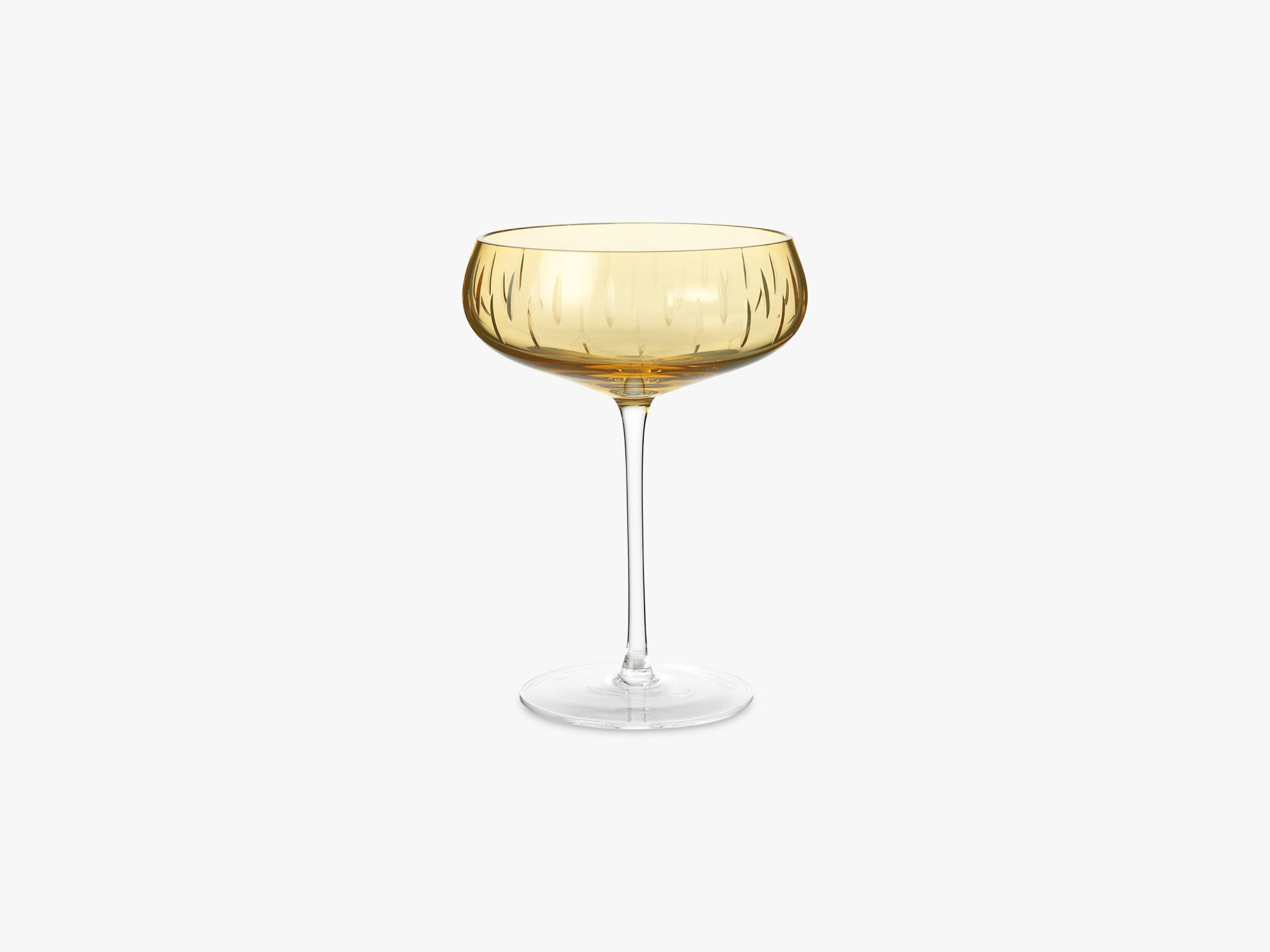 Champagne Bowl, Amber fra Louise Roe