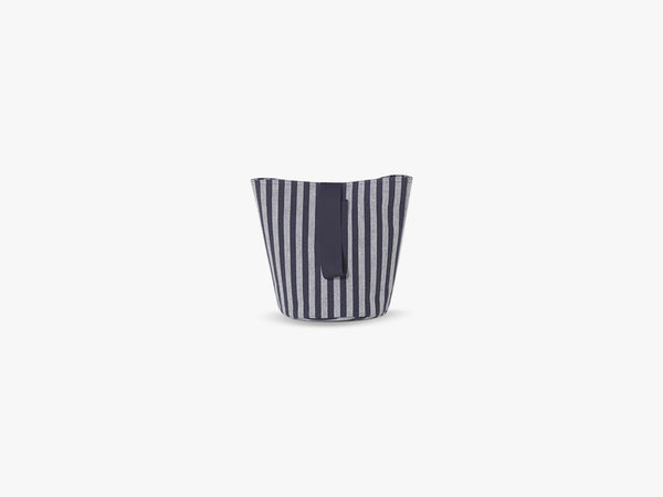 Chambray Basket Striped, Small fra Ferm Living