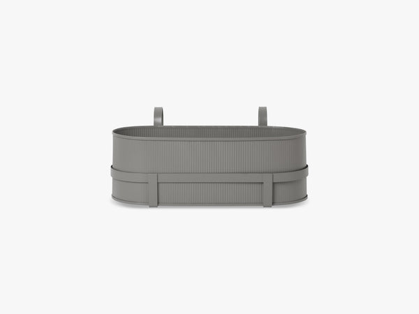 Bau Balcony Box, Warm Grey fra Ferm Living