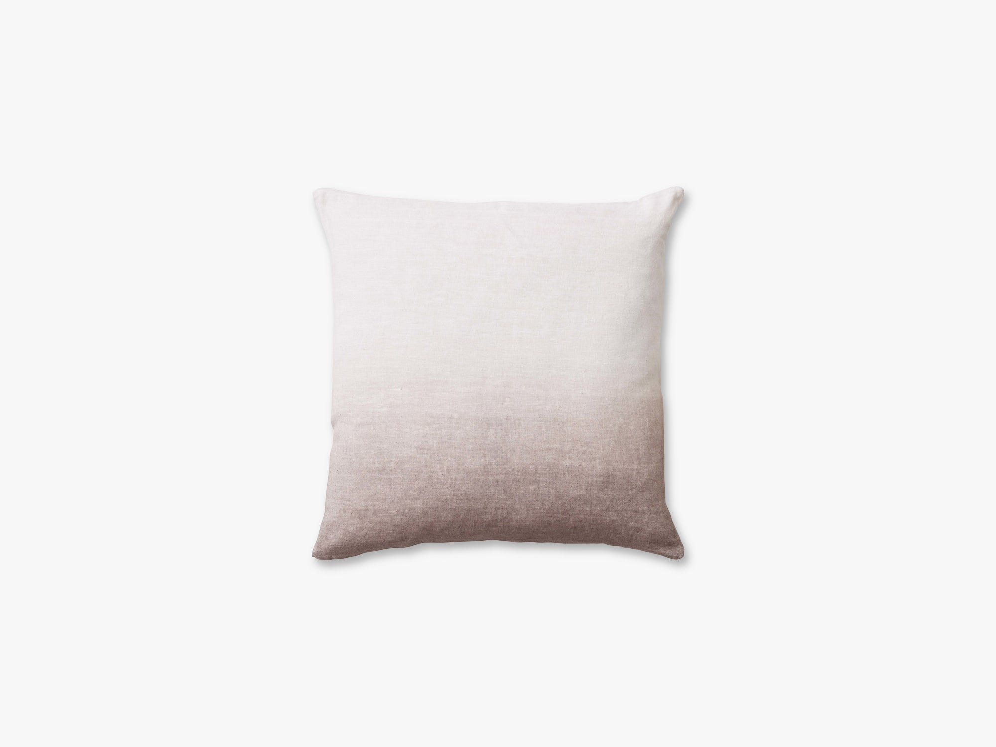 Collect Cushion SC28 - 50x50, Milk&Powder/Linen Indigo fra &tradition