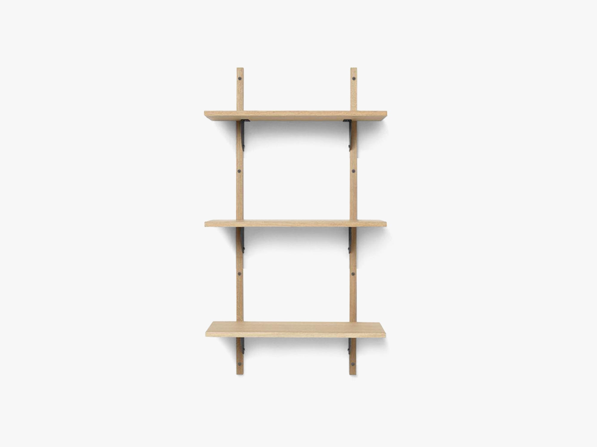 Sector T/N - Oak - Black Brass fra Ferm Living