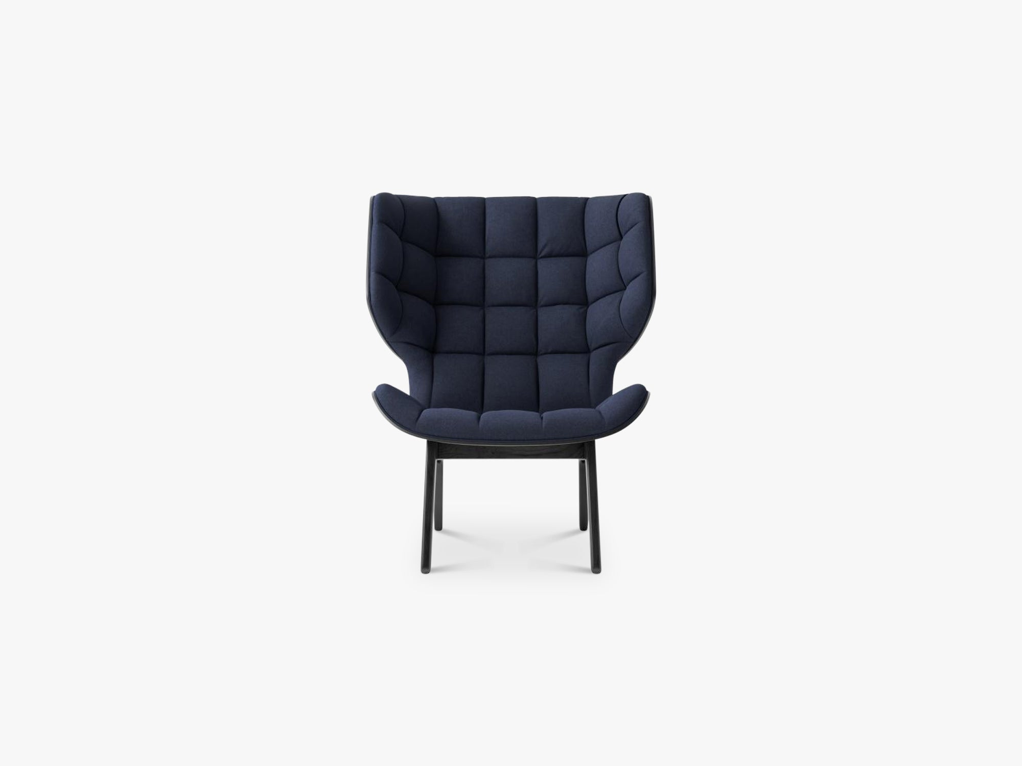 Mammoth Chair, Black/Navy Blue fra NORR11