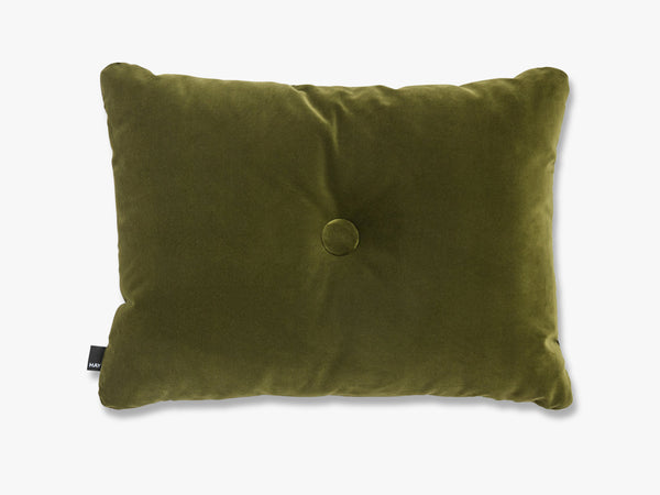 Dot Cushion Soft, Moss fra HAY