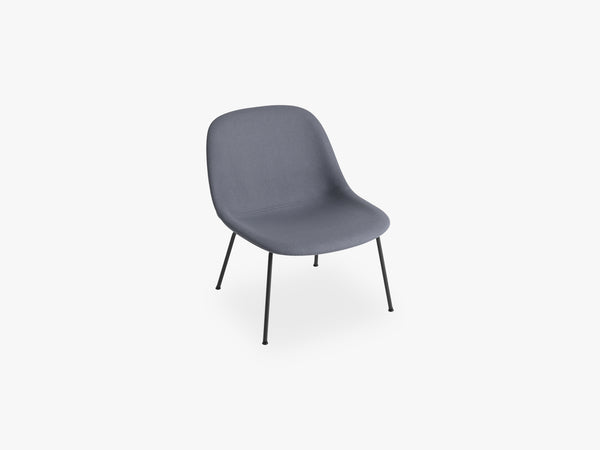 Fiber Lounge Chair - Tube Base, Divina 154 fra Muuto