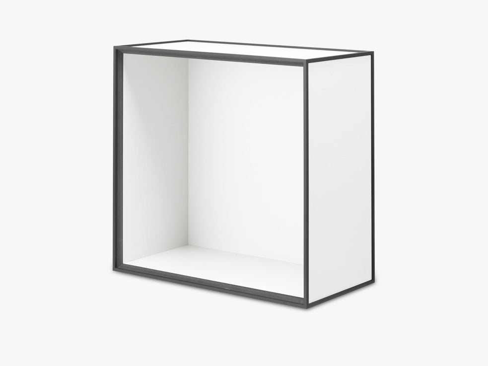 Frame 42 INCL door, 21x42x42, white fra By Lassen
