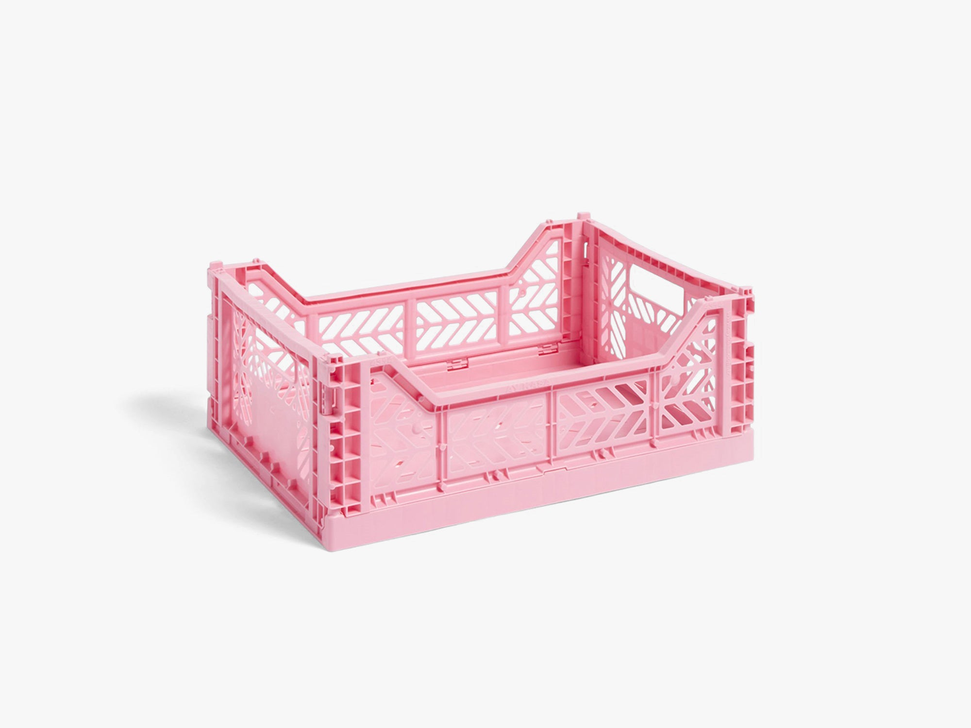 Colour Crate Medium, Light Pink fra HAY
