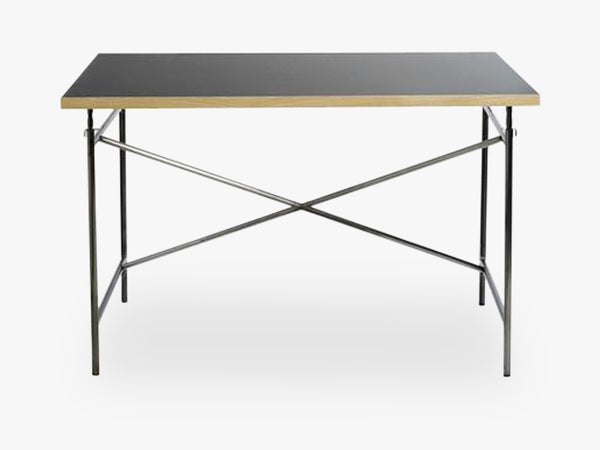 Eiermann Frame 1 Desk, Lacquered Steel fra Egon Eiermann