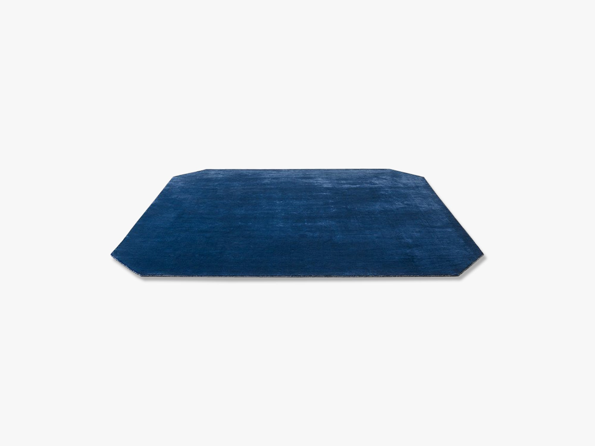The Moor Rug - AP6, Blue Midnight fra &tradition
