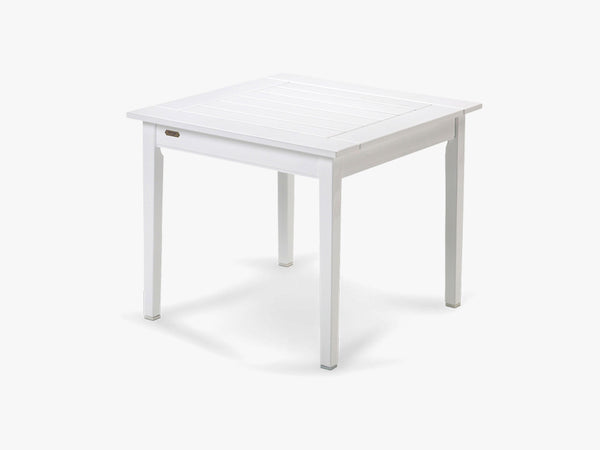 Drachmann Table 86x86, White fra SKAGERAK