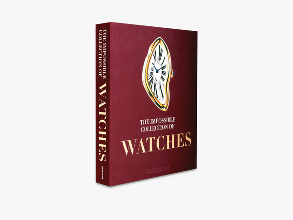 The Impossible Collection of Watches fra Assouline