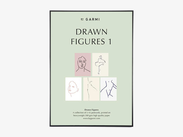 By Garmi - Drawn Figures 1 fra By Garmi