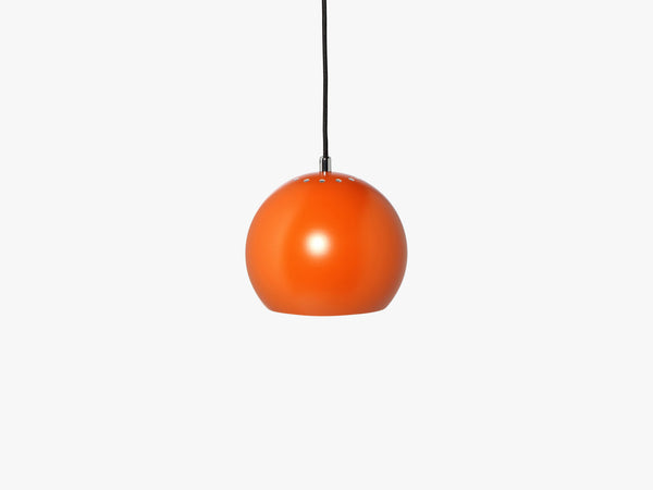 Ball Pendant - Ø18 Matt, Orange fra Frandsen