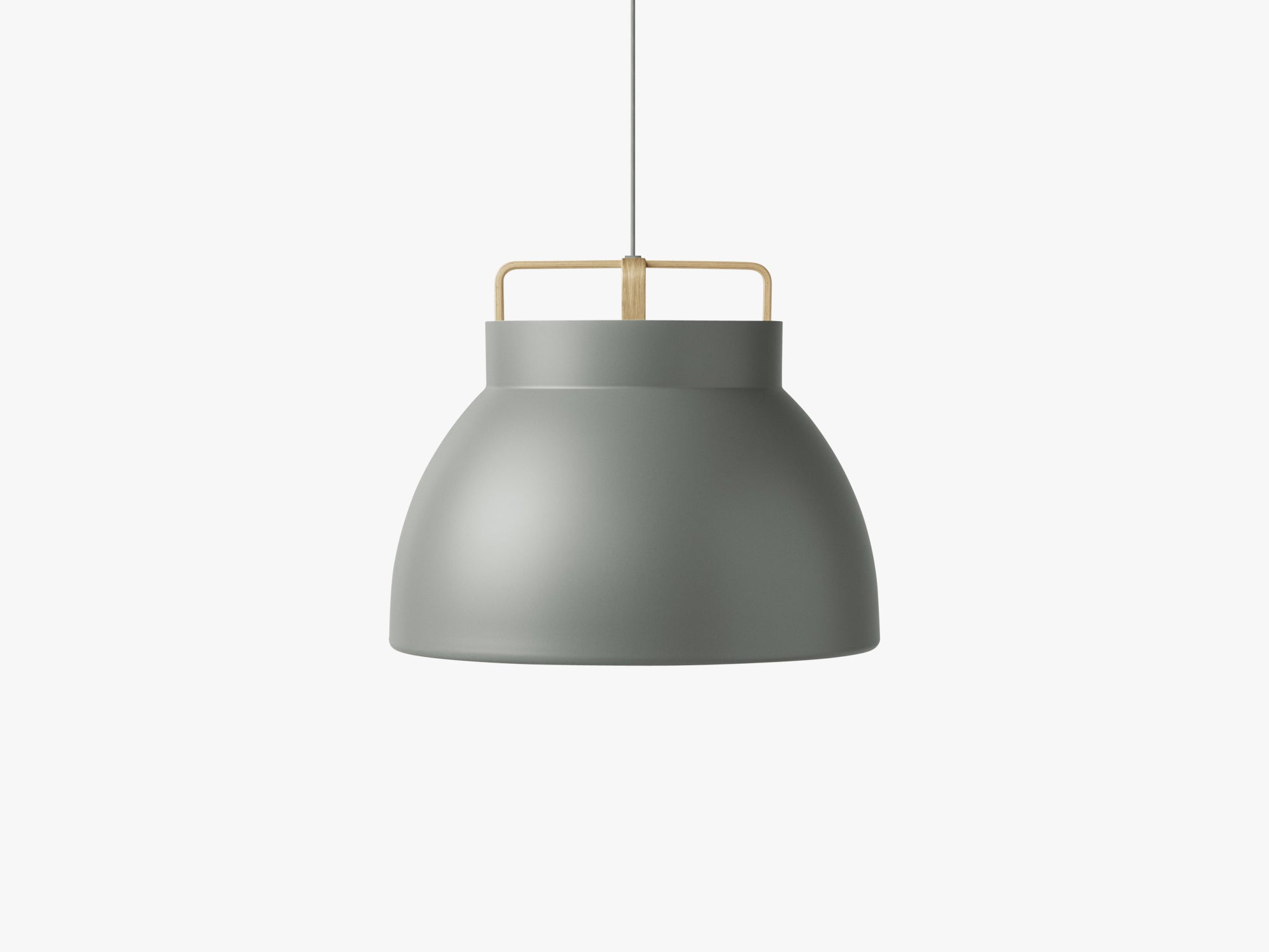 Voyage Pendant M3, Ø58 Dusty Green/Oak fra MILLION
