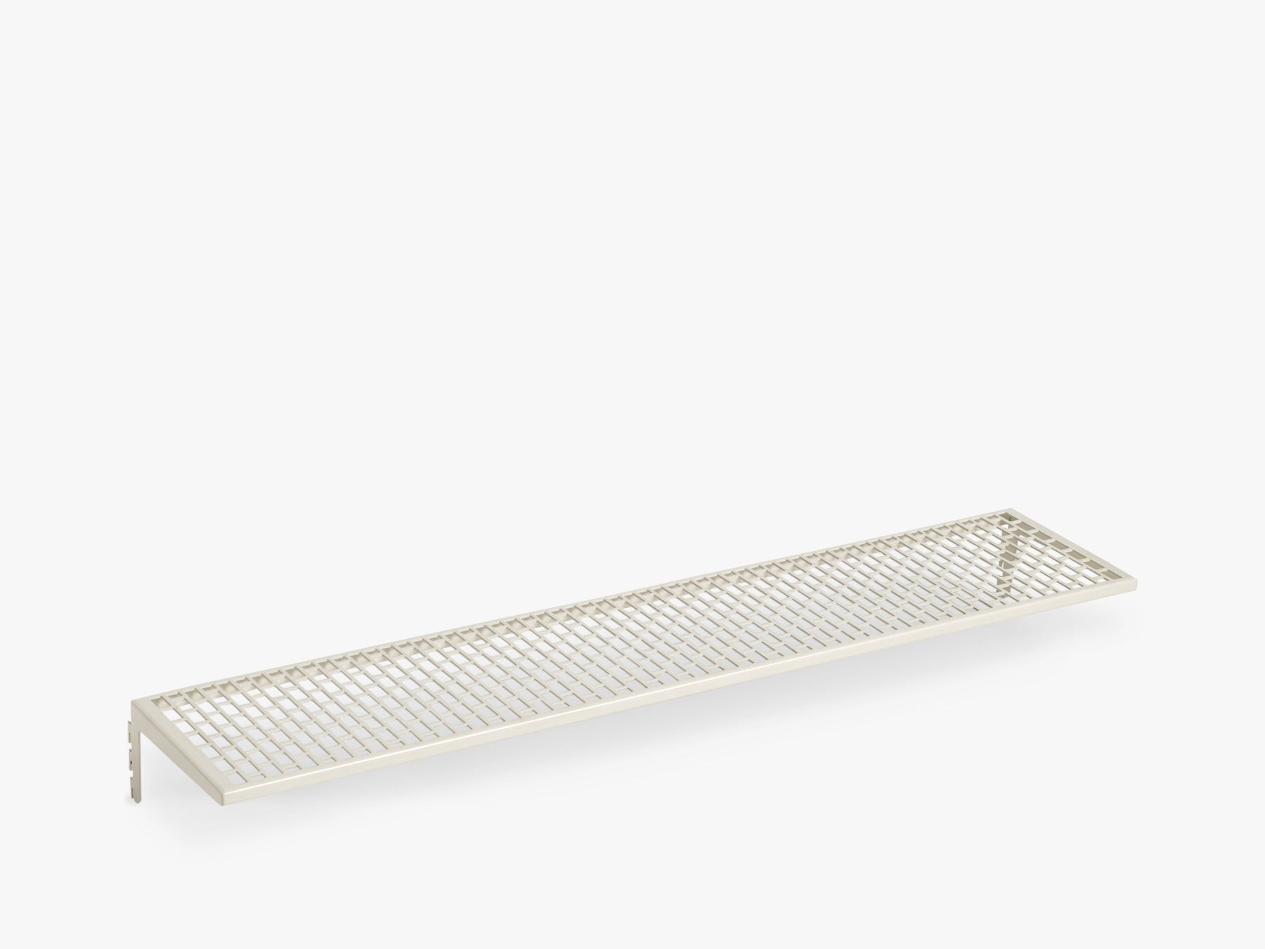 Pinorama, Large Shelf, Cream fra HAY