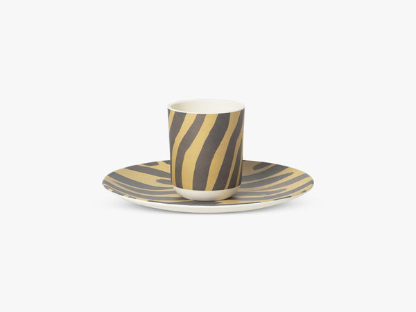 Safari Bamboo Dinner set, Tiger fra Ferm Living