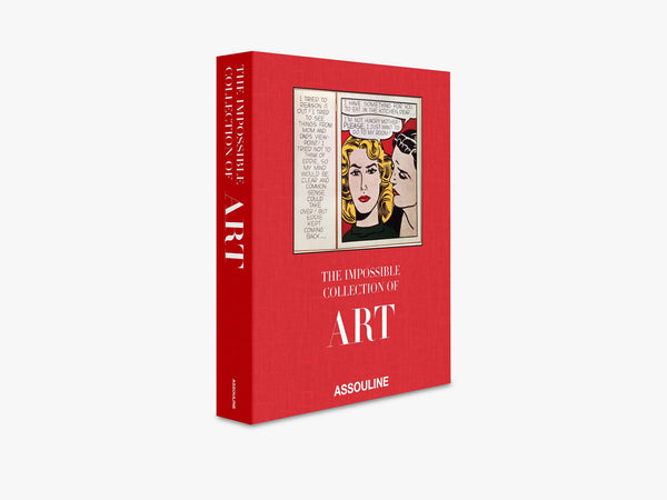 The Impossible Collection of Art fra Assouline