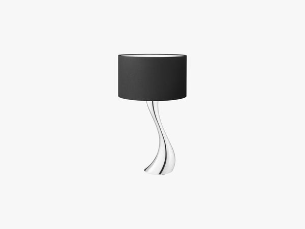 Cobra Lamp, Small, Black fra Georg Jensen