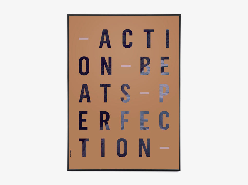 Action Perfection - Amber fra I Love My Type